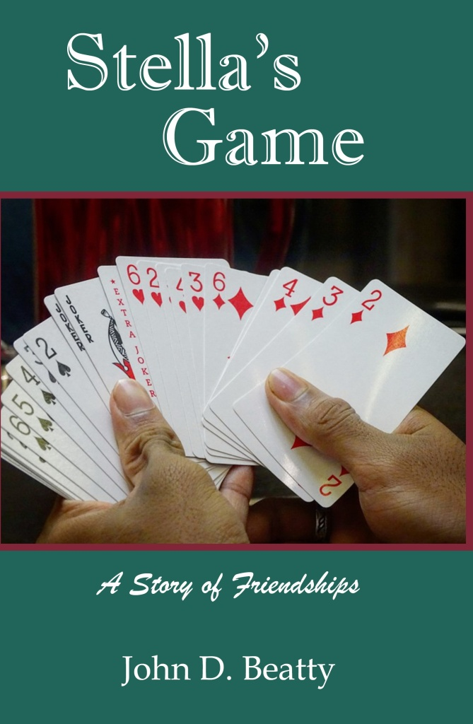 Cover of Stella's Game: